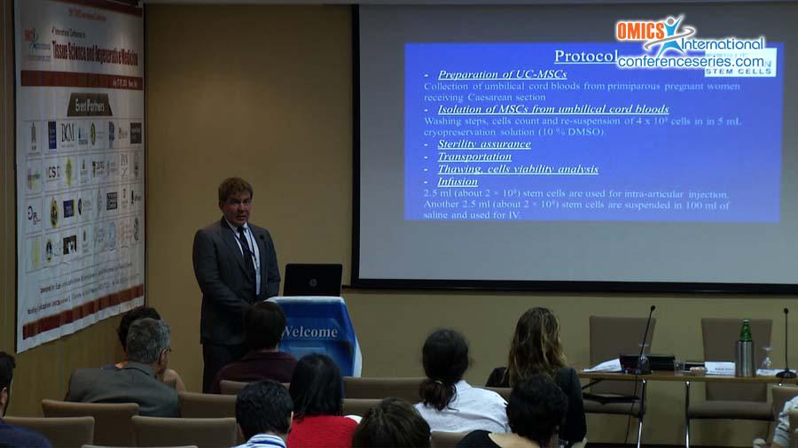 Brian Mehling | OMICS International