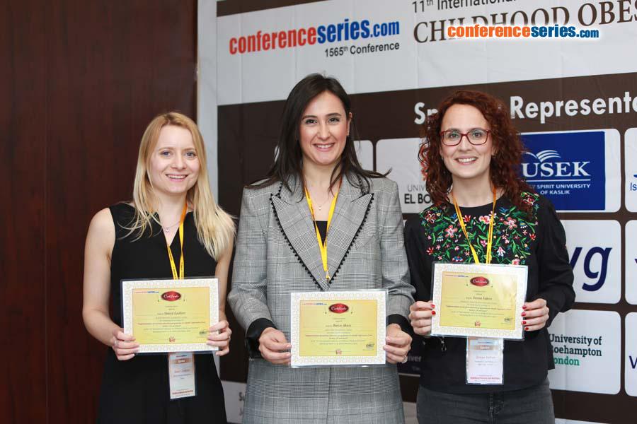 Burcu Aksoy, Stacey Lockyer and Teresa Valero   OMICS International