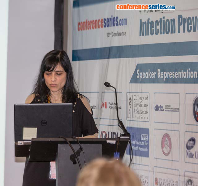 Carla M A Pinto | OMICS International