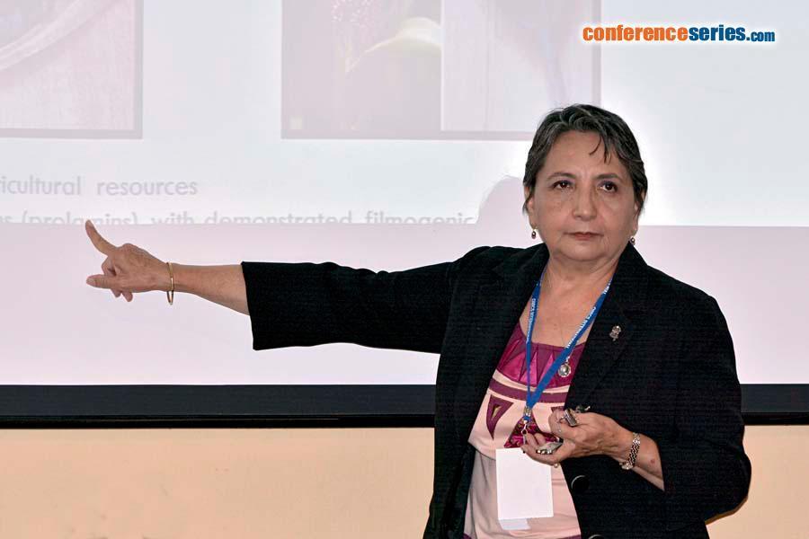 Cecilia Rojas de Gante | OMICS International