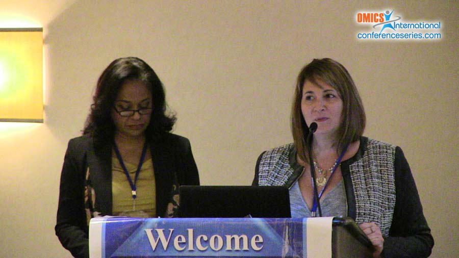 Charlene Schmidt and Diedri White  | OMICS International