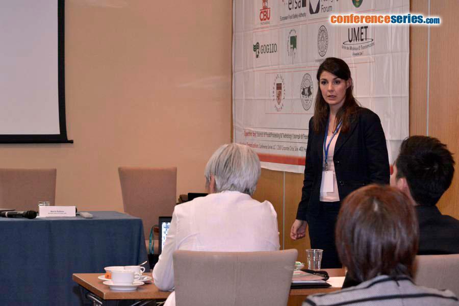 Chiara Sanmartin | OMICS International