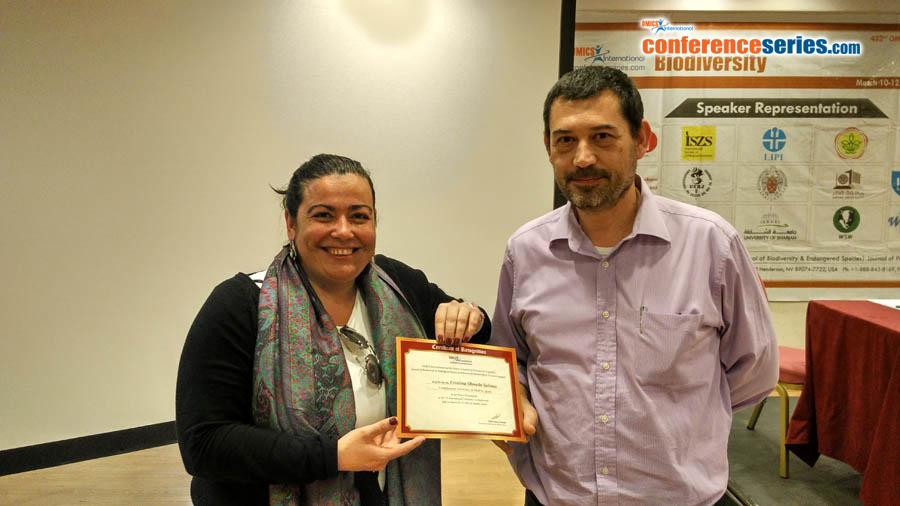 Cristina Olmedo Salinas | OMICS International