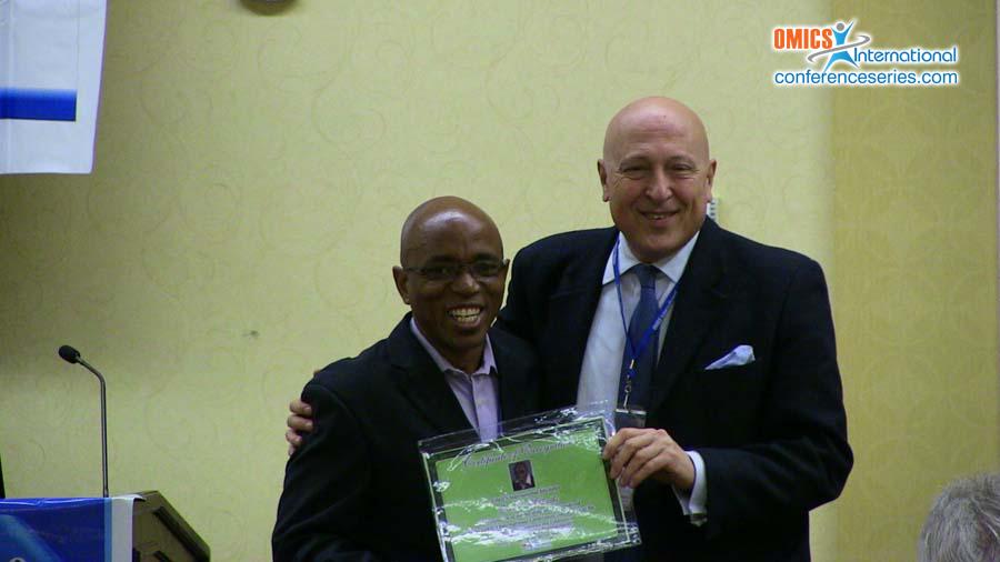 David Mphuthi | OMICS International