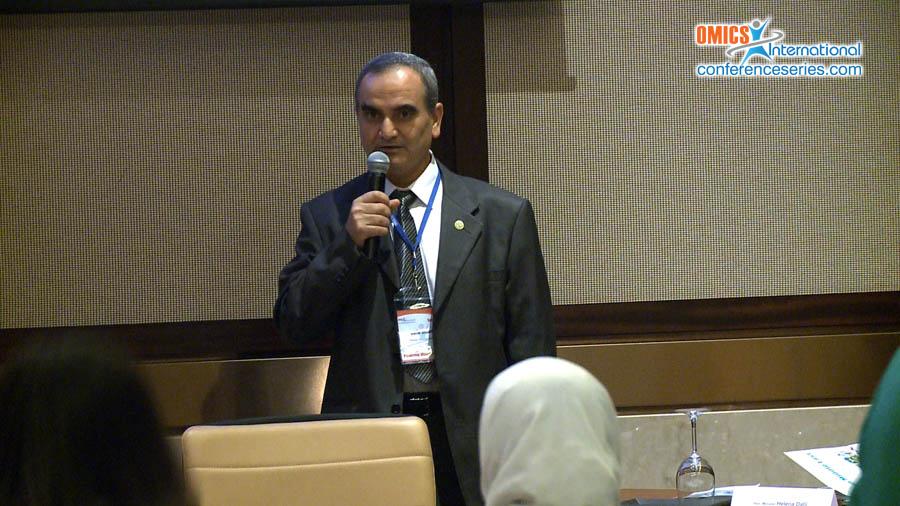 Derar Omari | Yarmouk University, Jordan | Pharma Middle