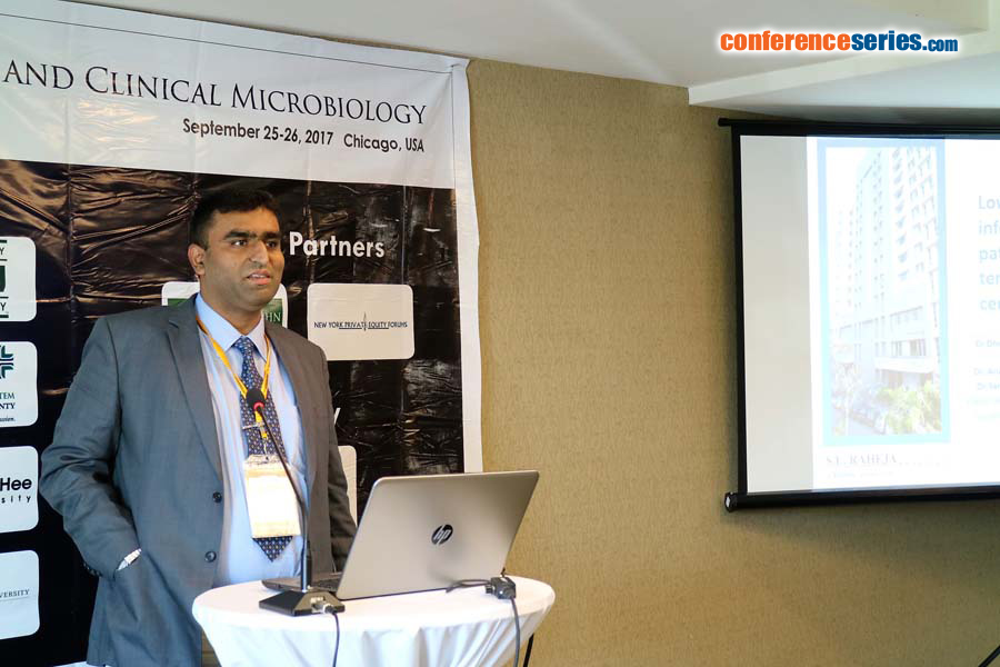 Dhruv K. Mamtora | OMICS International