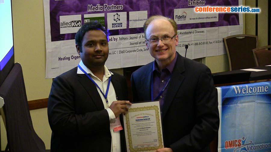 Dinesh Kumar   OMICS International