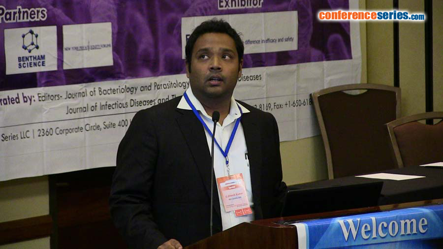 Dinesh Kumar | OMICS International