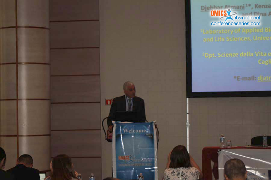 Djebbar Atmani | OMICS International