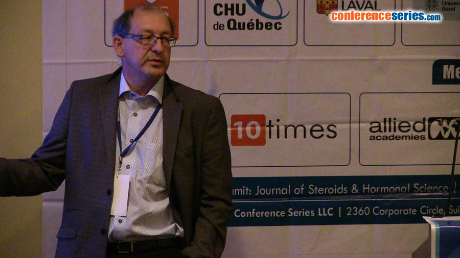 Donald Poirier | OMICS International