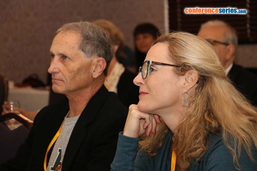 Edgar Underwood  & April Crunk   OMICS International