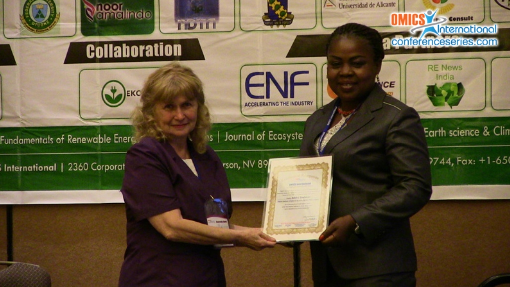 Edith I Madukasi  | OMICS International