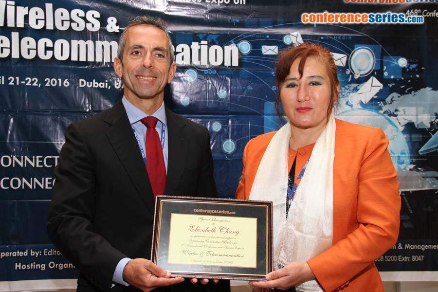 Elizabeth Chang | Conferenceseries Ltd