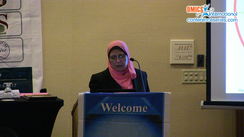 Eman H Abdel-Rahman | OMICS International