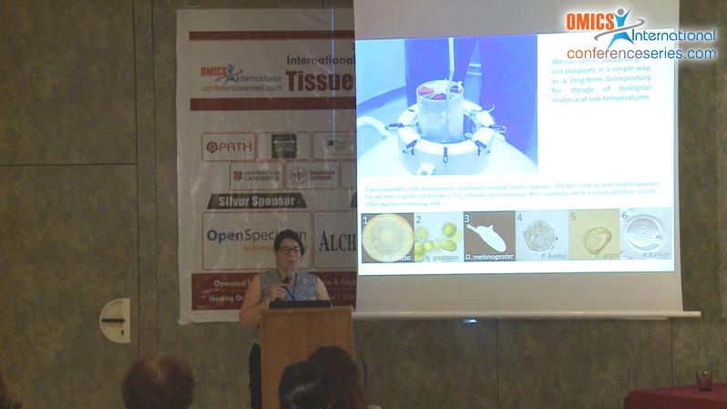 Estefania Paredes | OMICS International