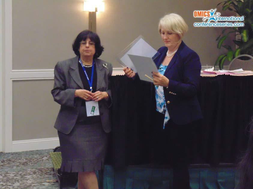 Esther L Sabban | OMICS International