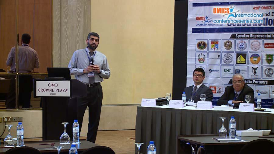 Farid Abed | OMICS International