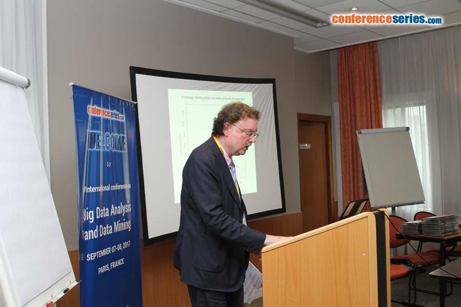 Fionn Murtagh | Conferenceseries