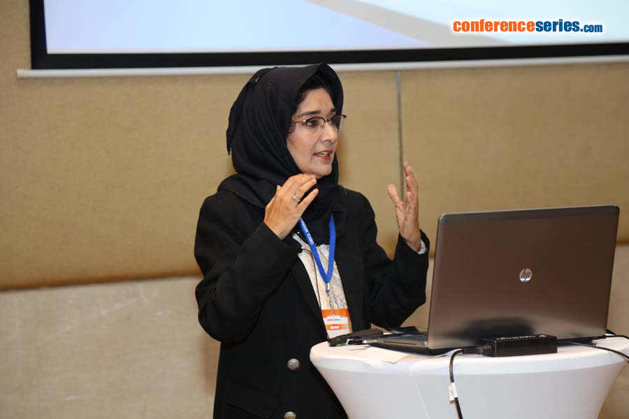 Fowzia Siddiqui | OMICS International