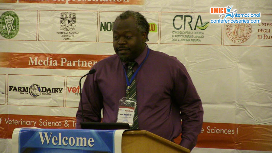 Fred Williams III | OMICS International