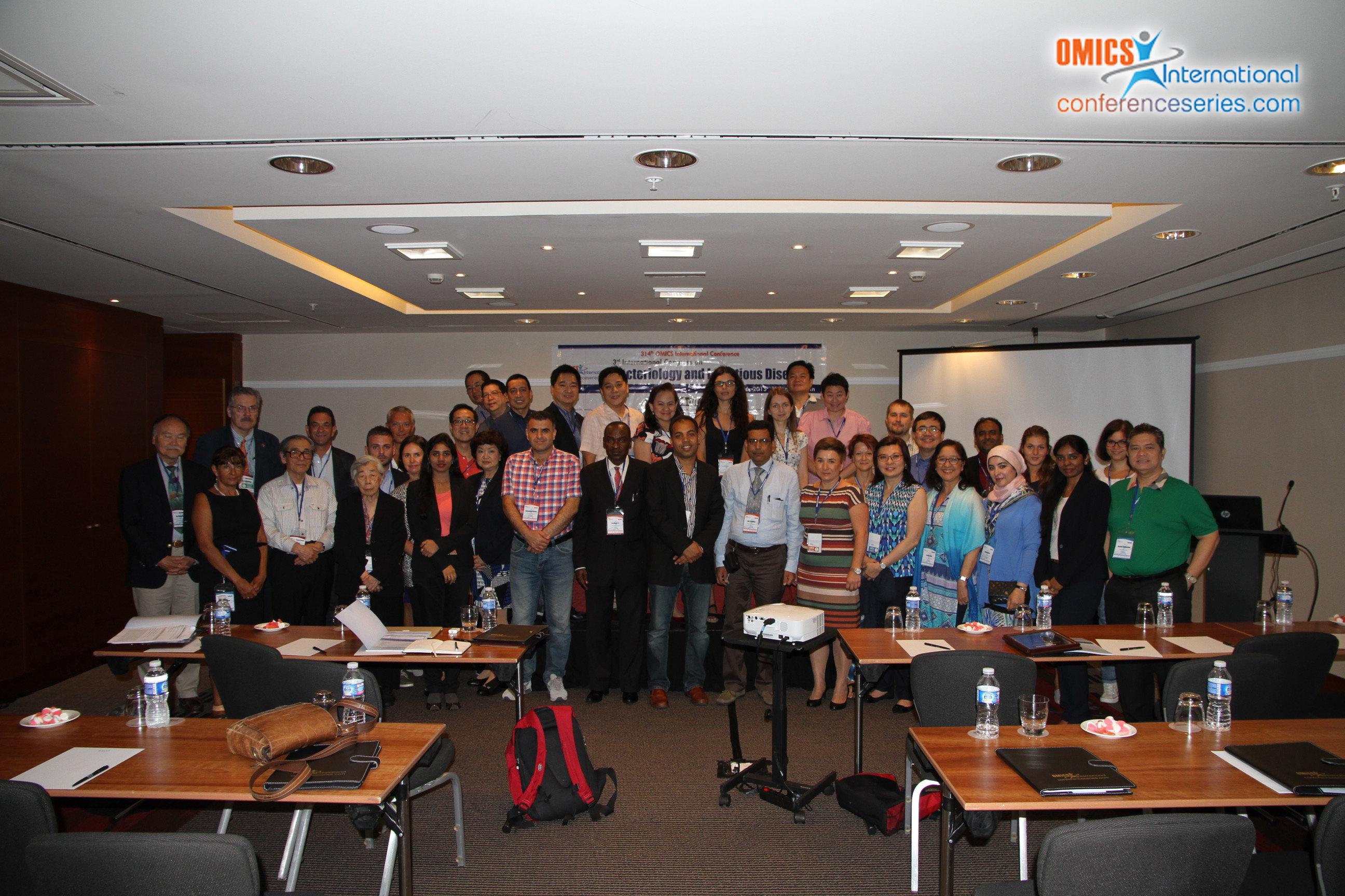 Gamal Wareth | OMICS International