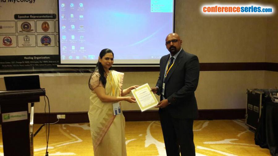 Ganesh Shanmugasundaram Anusuya   Conferenceseries Ltd