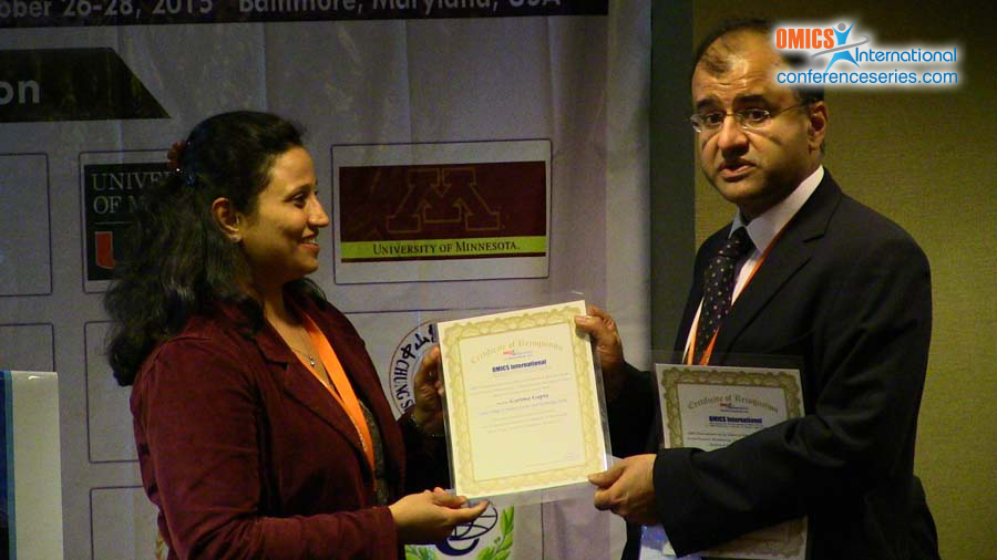 Garima Gupta | OMICS International