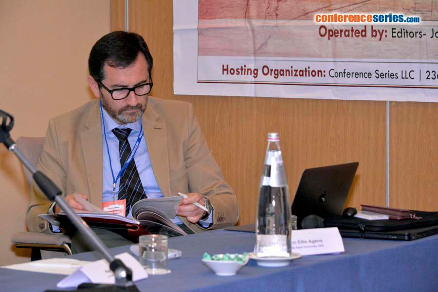 Gaspar Ros Berruezo | OMICS International