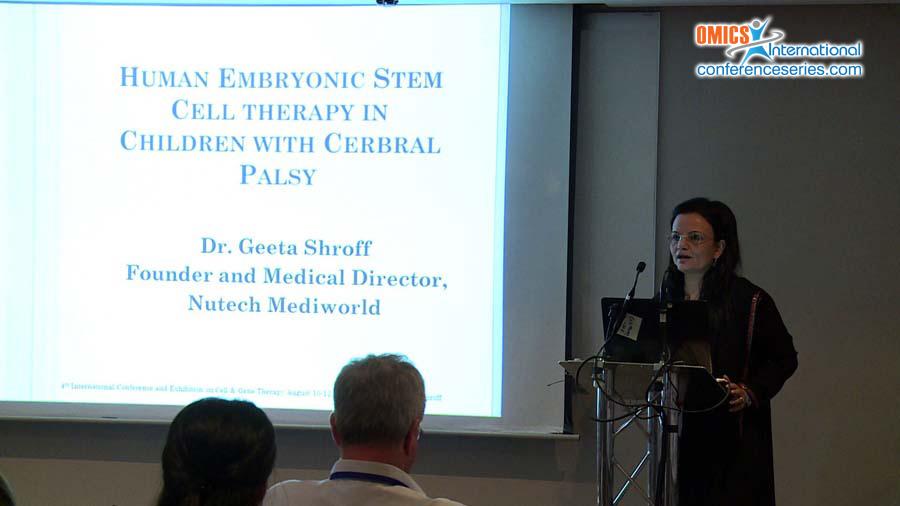 Geeta Shroff | OMICS International