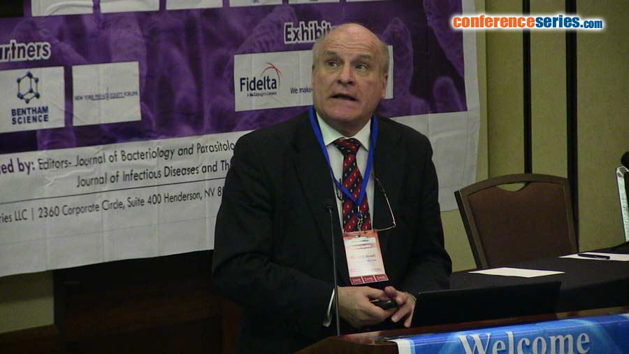 George Mendz | Conferenceseries Ltd