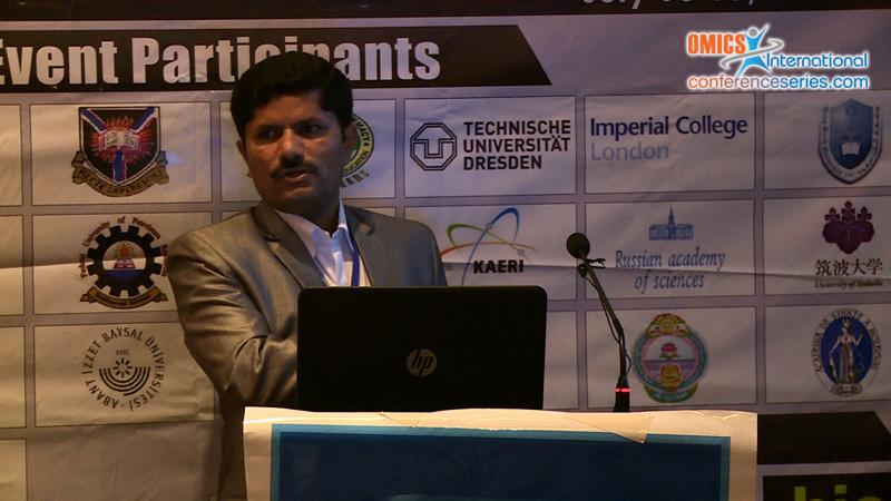 H.R. Raveesha | OMICS International