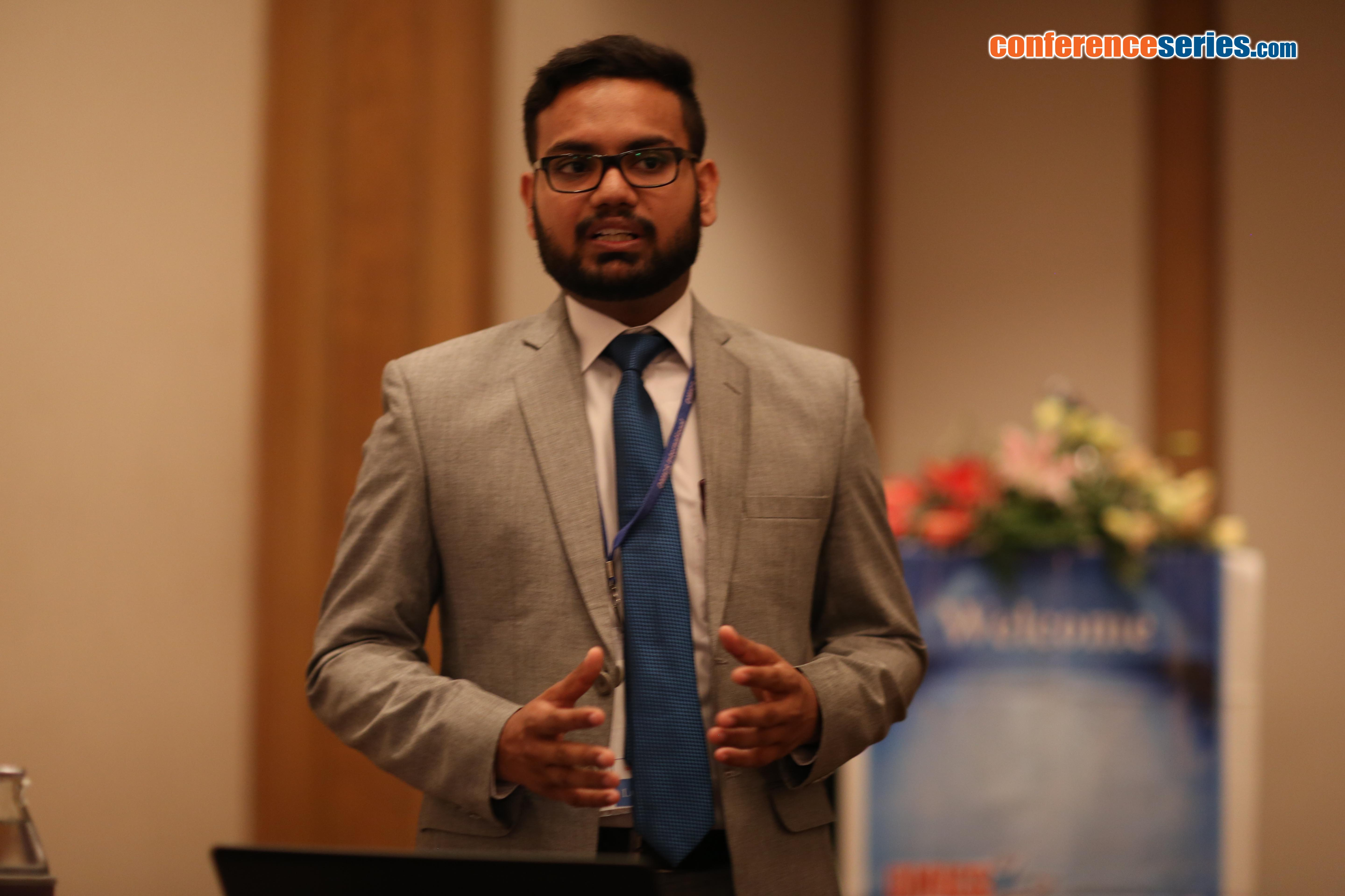 Hafiz Taha Mahmood | OMICS International