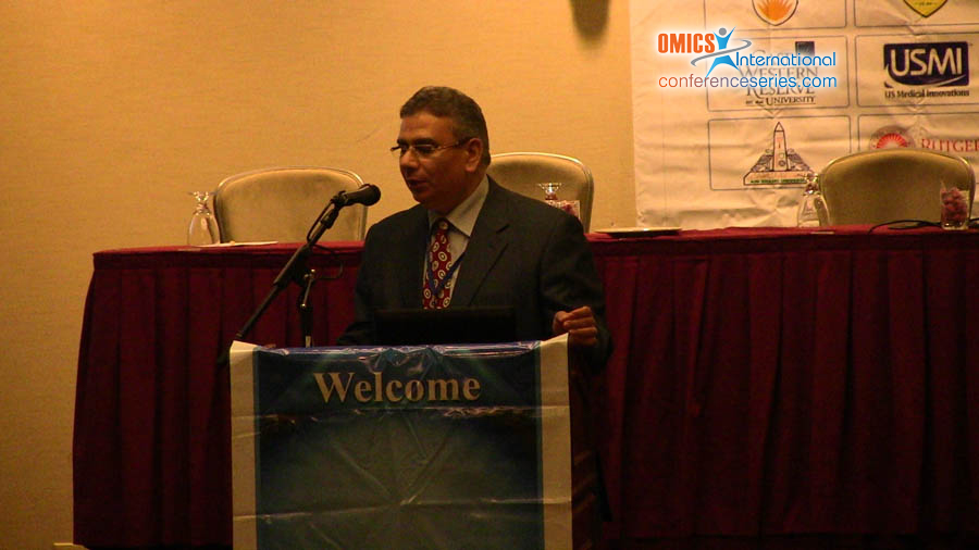 Hamdy M.Aly, | OMICS International