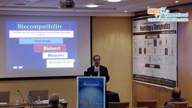 Hamed Benghuzzi  | OMICS International