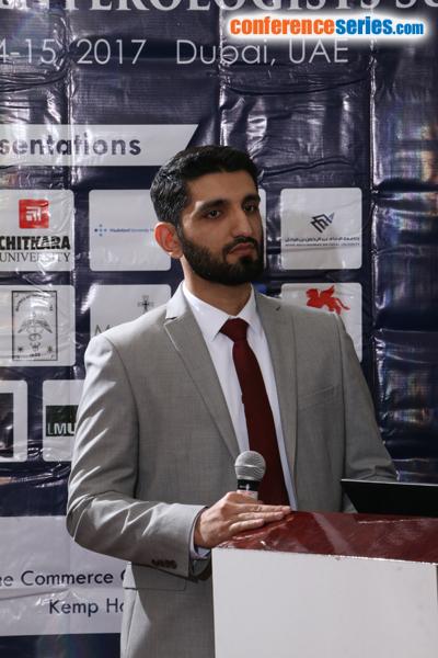 Hameed Ur Rehman Habib Ur Rehman, Areeb Khan | OMICS International