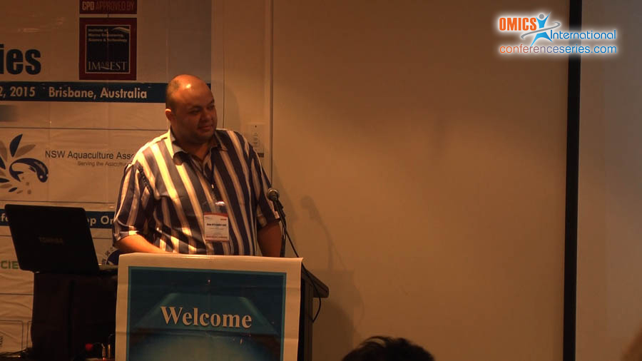 Hany M R Abdel Latif | OMICS International