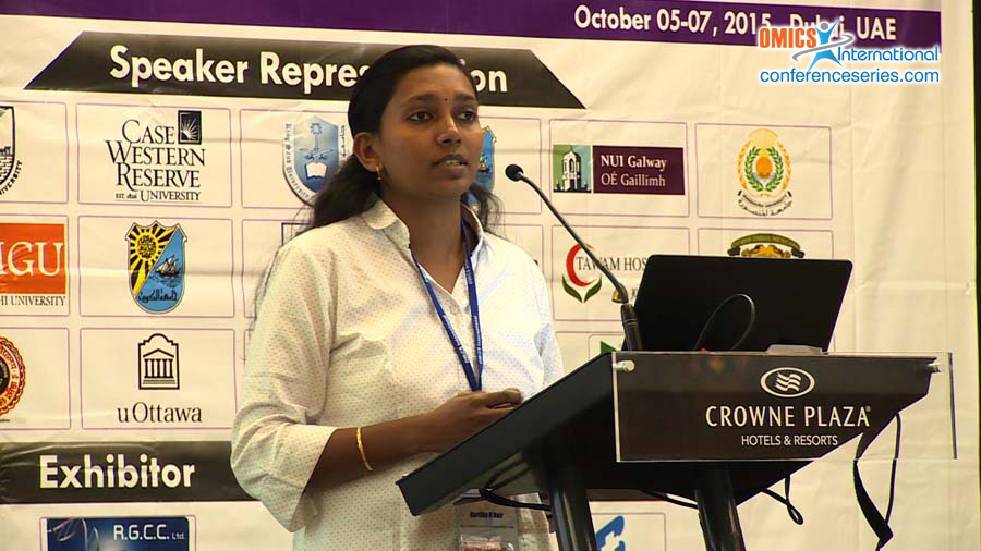 Haritha H Nair | OMICS International