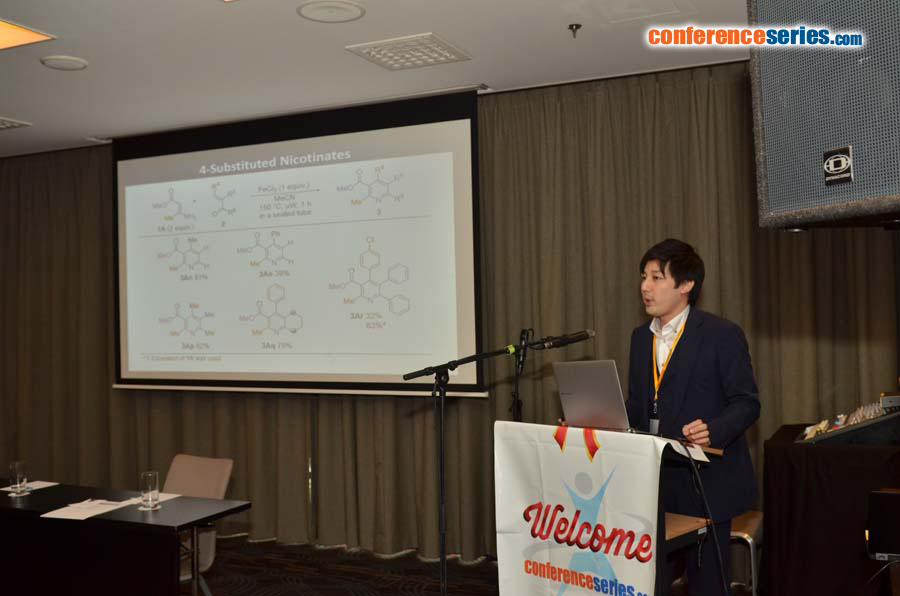 Haruyasu Asahara | OMICS International