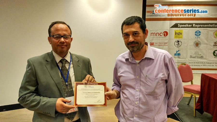 Hatem E M Abdelwahab | OMICS International