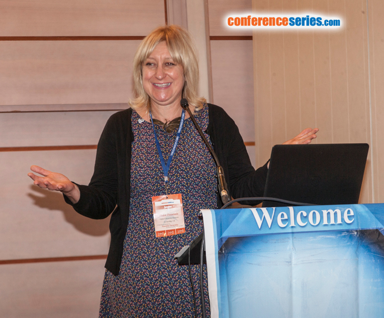 Helen Fountain  | OMICS International