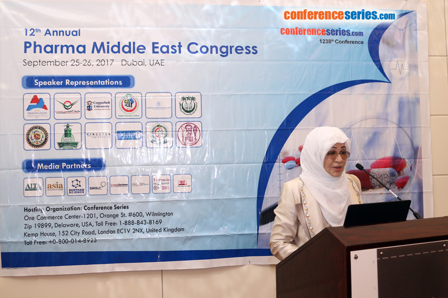 Heyam Saad Ali | Conferenceseries