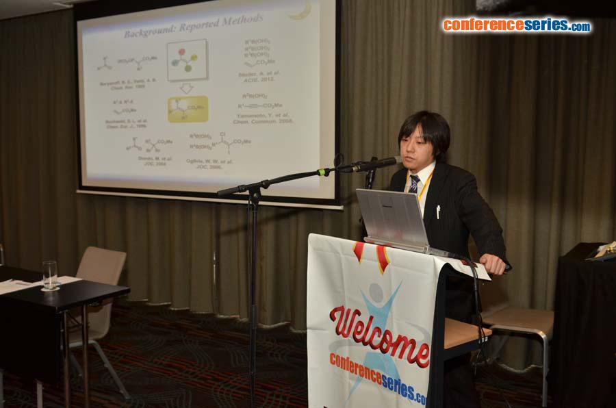 Hidefumi Nakatsuji and Yoo Tanabe | OMICS International
