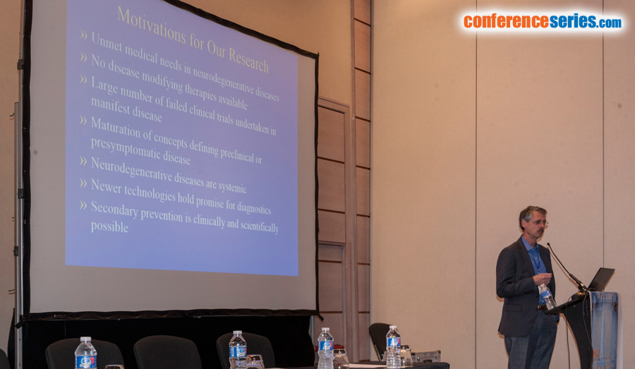 Howard J Federoff | Conferenceseries Ltd