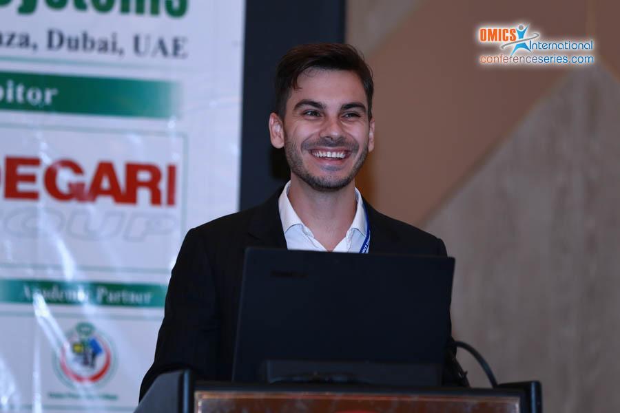 Hudson Caetano Polonini | OMICS International