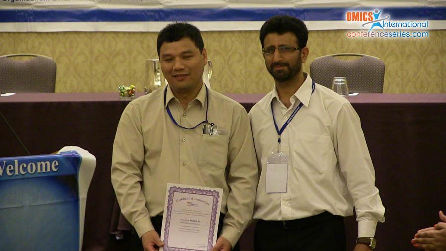Huimin Lu | OMICS International