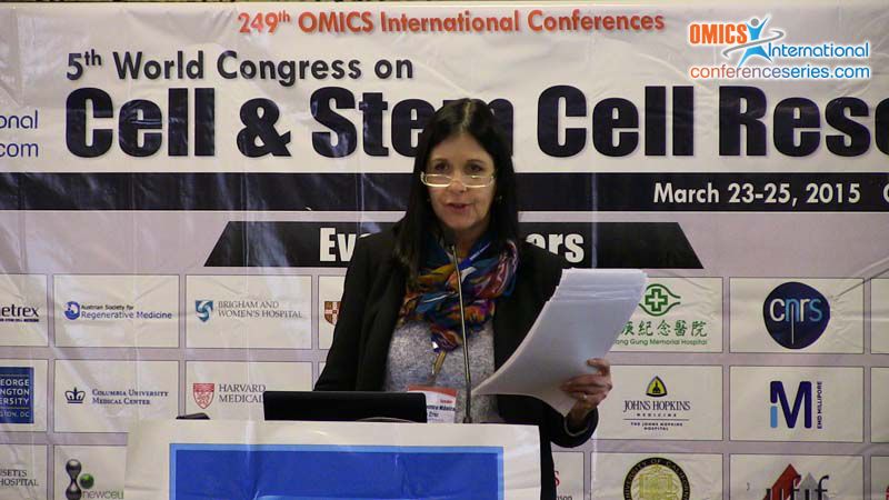 Ivana Beatrice Mânica da Cruz | OMICS International