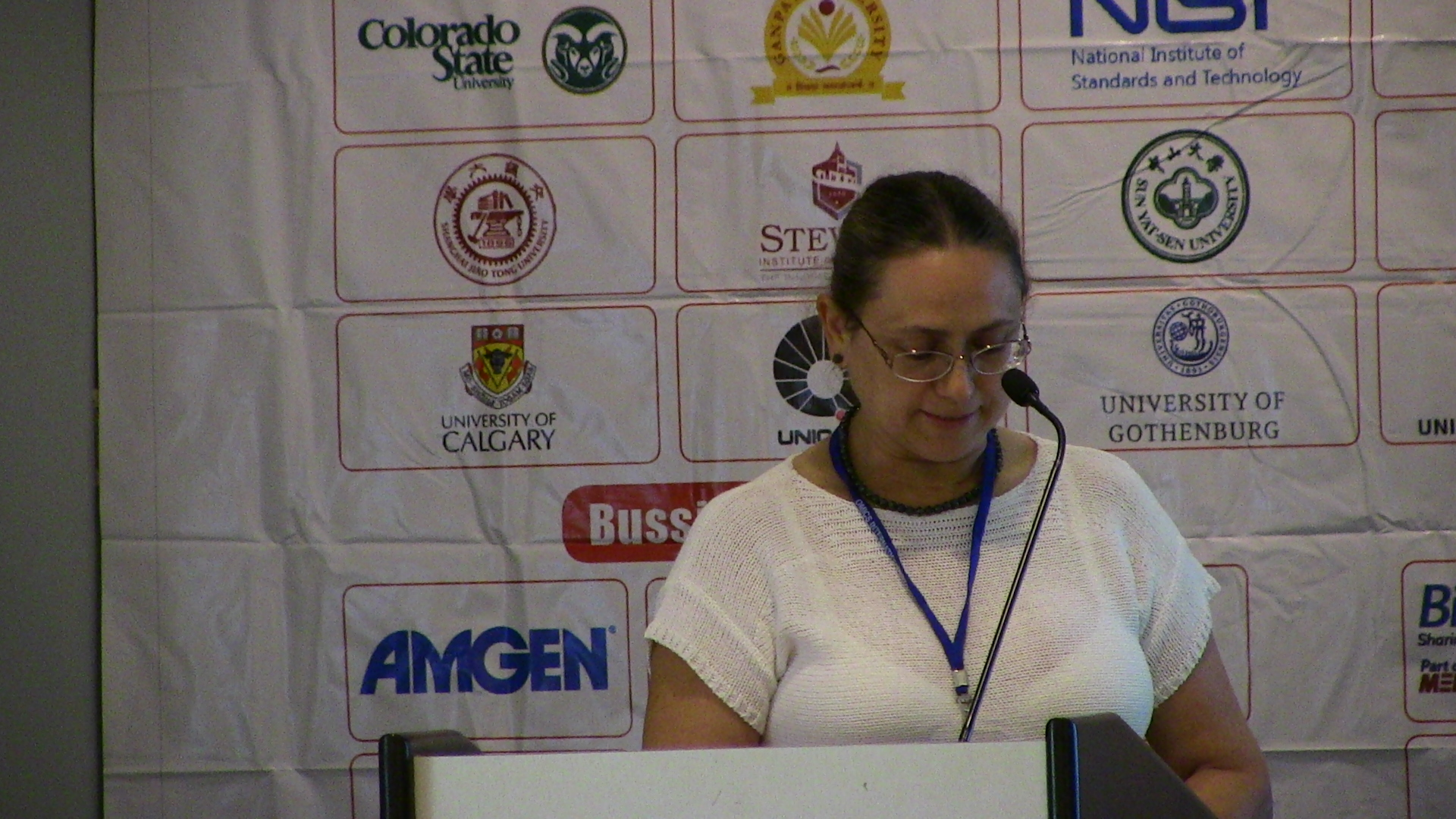 Iulia M. Lazar | OMICS International