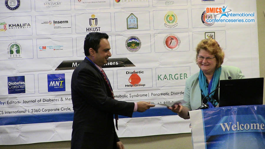 Ivet Borissova Koleva   OMICS International