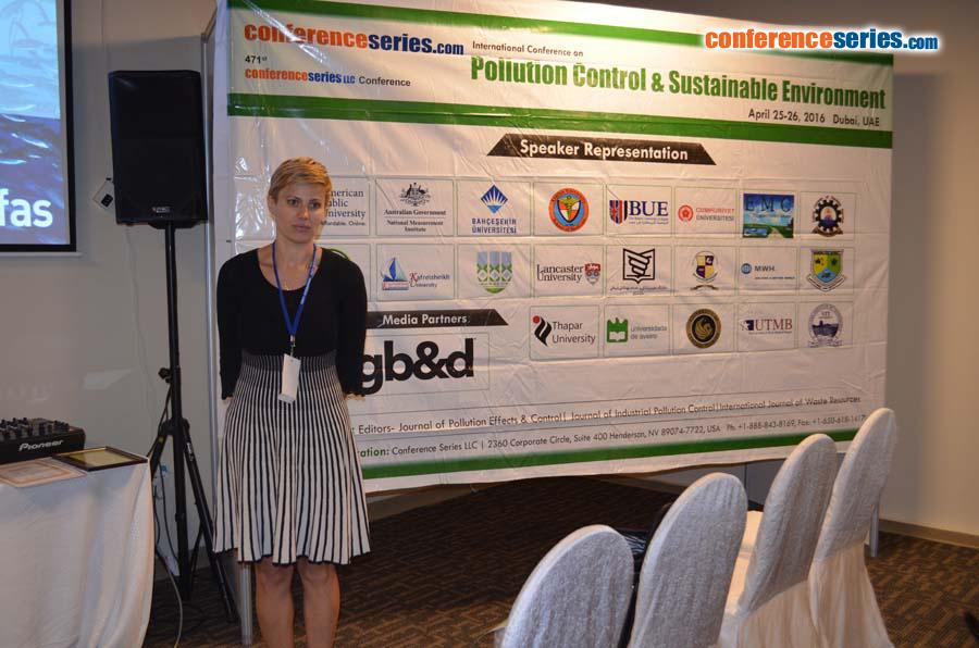 Jasminka Jaksic | OMICS International