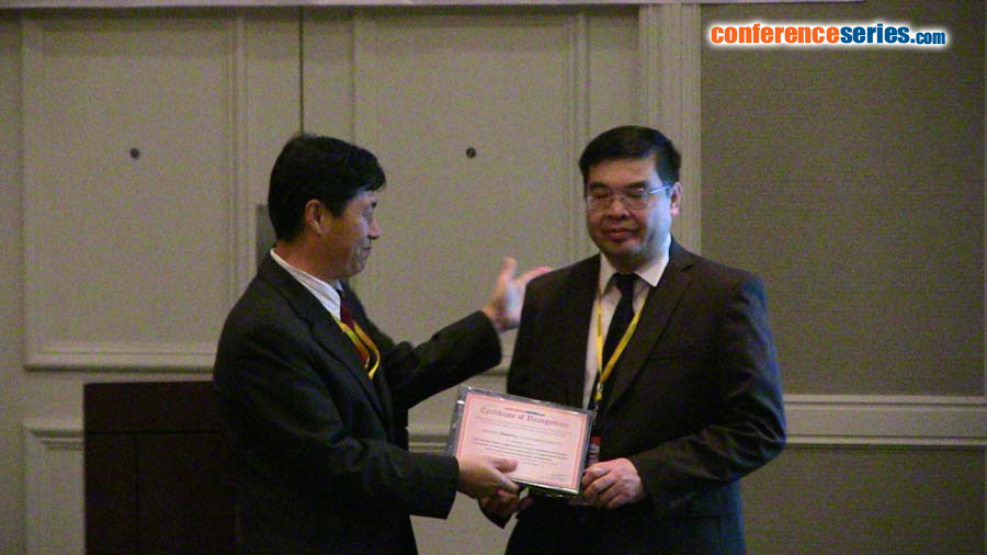 Jianhua Luo | Conferenceseries Ltd